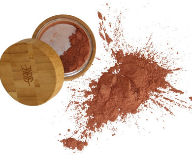 100% Natural Blush/Bronzer/Shimmer