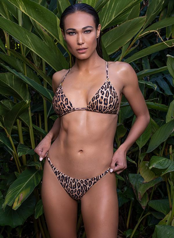 Sexy Top | Mommy and Me Collection Leopard