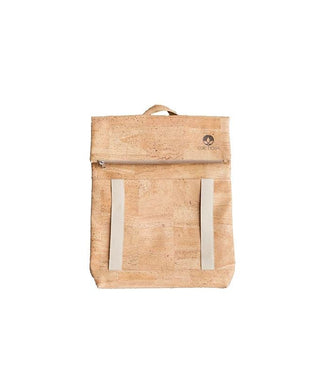 Cork Yoga Backpack | Transfer : Natural