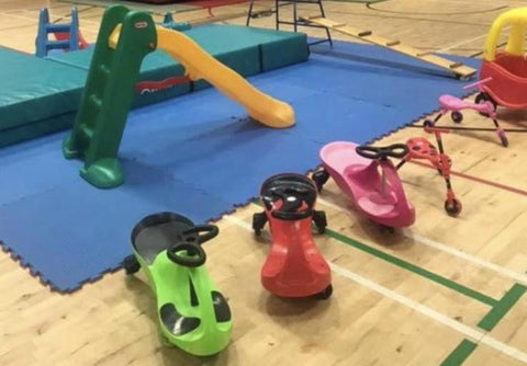 Roly Poly & Fit Tots - Axis Centre