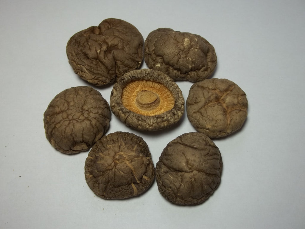 First Quality Shiitake Mushrooms 4oz