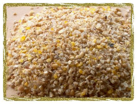 Wheat less 8 - Grain Cereal Mix