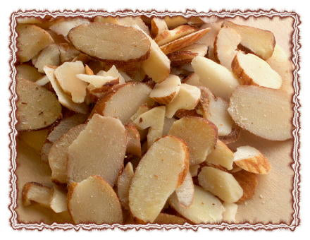 Natural Almond Flakes