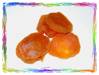 California Tart Dried Apricots