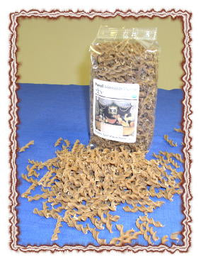 Organic Brown Rice Spiral Pasta