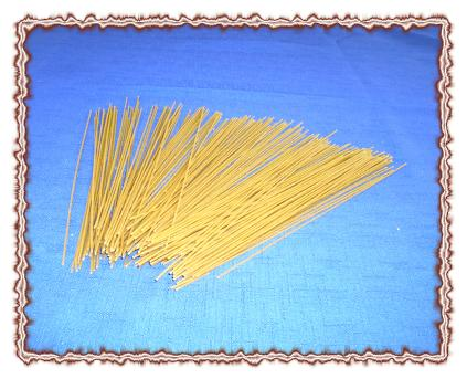 Organic Whole Wheat Spaghetti Pasta