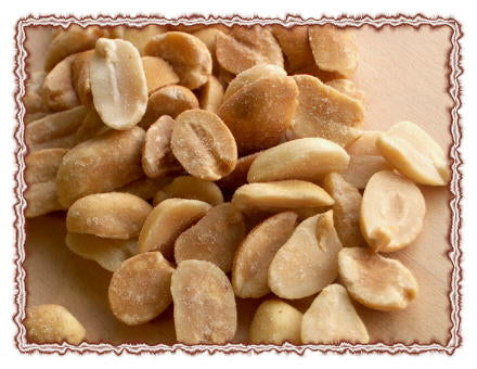 Spanish Peanuts  (roasted & salted)