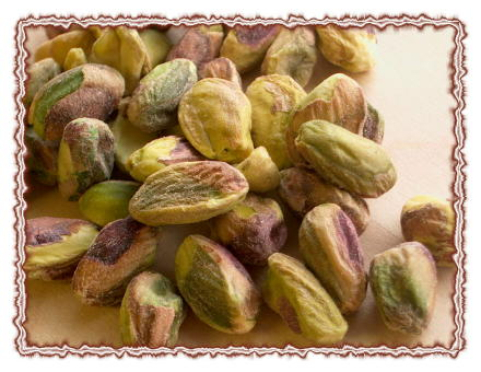Pistachios (roasted & unsalted)