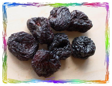 Dried Organic Cherries