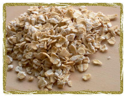 Organic Rolled Oats (Quick - Cook)