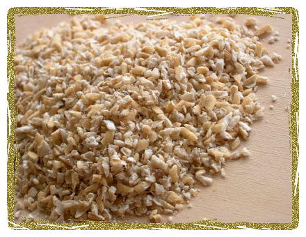 Scottish Oats (stone - ground)