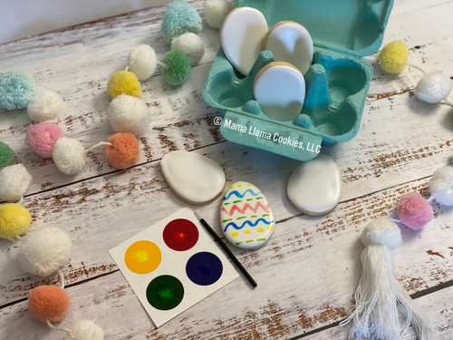 Paint Your Own Eggs