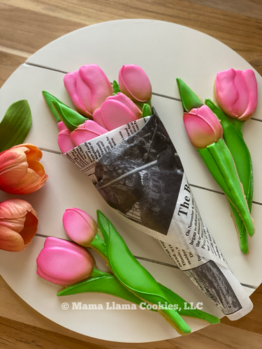 Mother Day Tulips