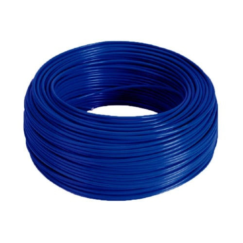 CABLE AZUL NO.14 MT