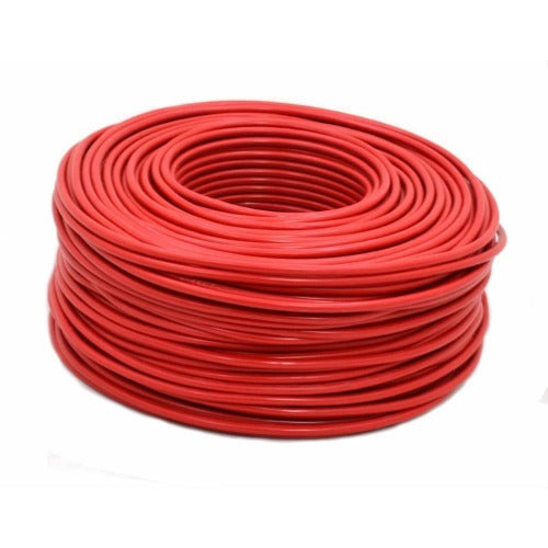 CABLE ROJO NO.10 MT