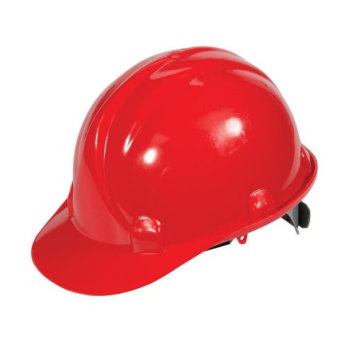 CASCO DE SEGURIDAD PP ROJO TOTAL (SP611) 43057