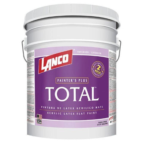 TOTAL LATEX ROJO FRESA CUBETA(TL3476-2) LANCO
