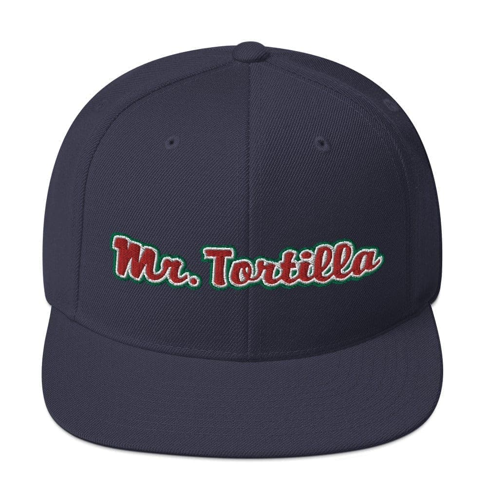 Mr. Tortilla - The Official Snapback