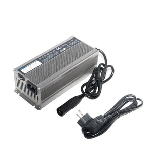 Battery Quick Charger 36V / 48V E-Bike 3-Pin XLR Li-ion Charger for UNI Moke - Urban Drivestyle Benelux