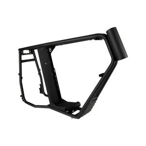 Chromoly Steel Frame Kit UNI Moke Black