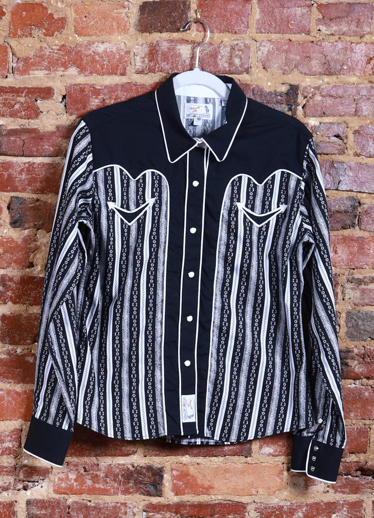 The Western Rocker Button Up