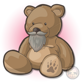 Bearded Bear T-Shirt