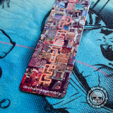 St Petersburg Photo Collage Aluminum Bookmark