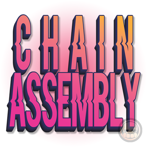 Chain Assembly Logo T-Shirt