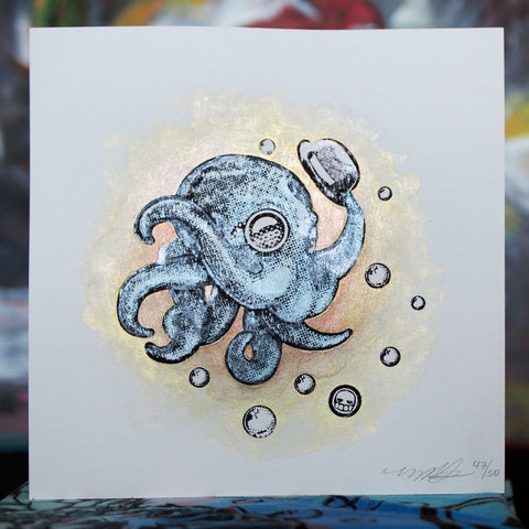 Dapper Octopus #47 of 50
