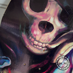 """Skull Woman 2"" Limited Edition Skateboard Deck"