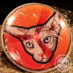 """Angry Cat,"" Limited Edition DyeMax Disc"