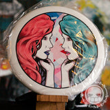 """Curious Women,"" Limited Edition Dyemax Disc"