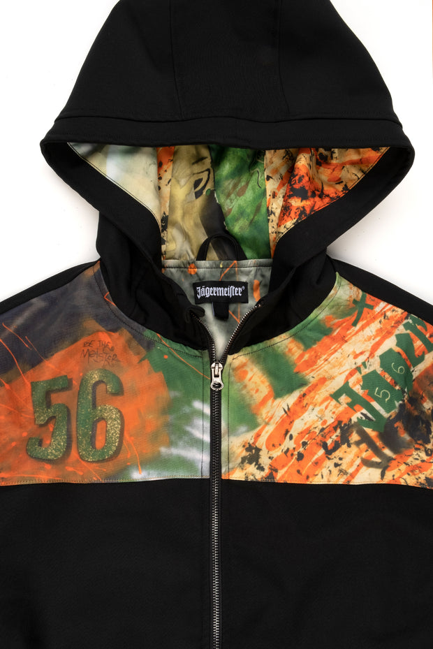 Graffiti Jacket - Men's