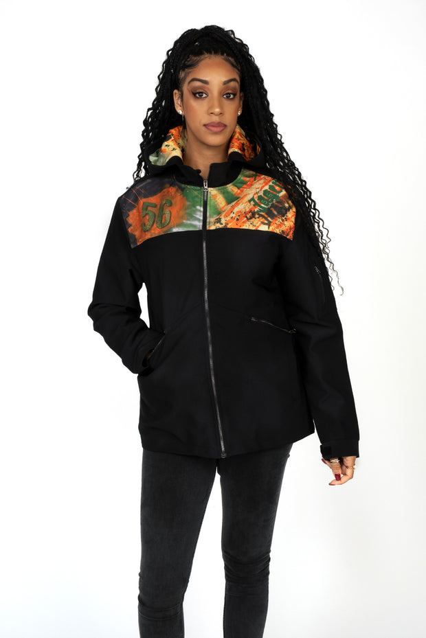 Graffiti Jacket - Women's