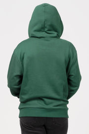 Jägermeister Green and Orange Hooded Sweatshirt