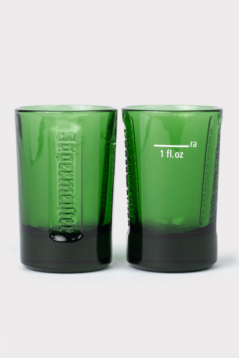 Jägermeister Green Shot Glasses - 2pk
