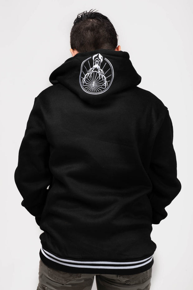 Jägermeister Hooded Jacket with Large Stag