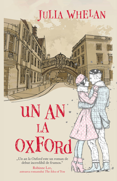 Un an la Oxford