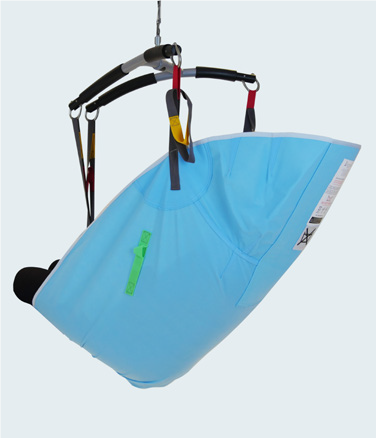 Disposable High Easy Amputee Sling - Loops