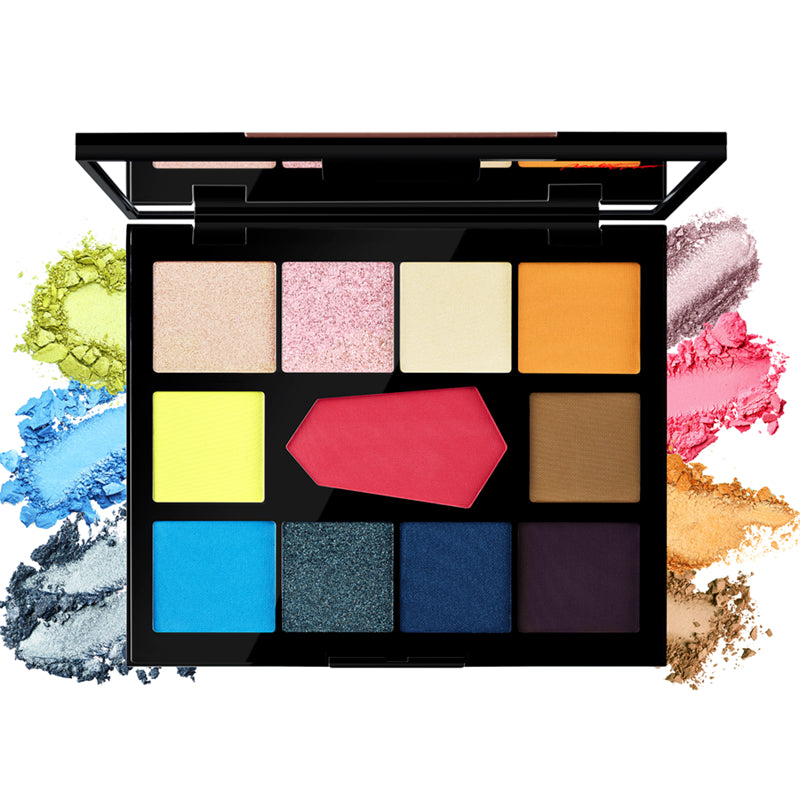 milletpepper EDM Eyeshadow Palette 11  Shades