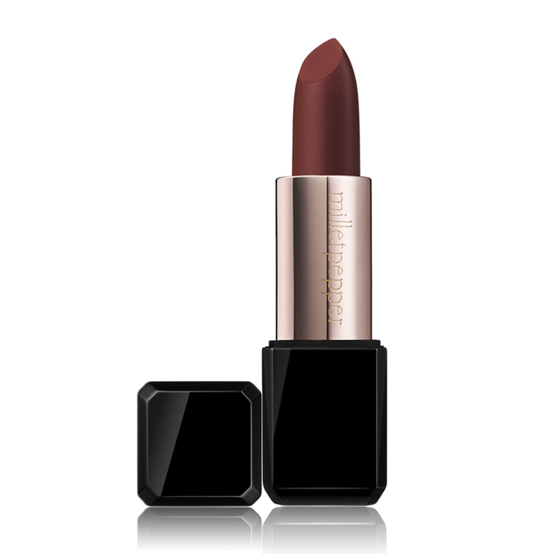 milletpepper THORN Lipstick Matte Oxblood Color