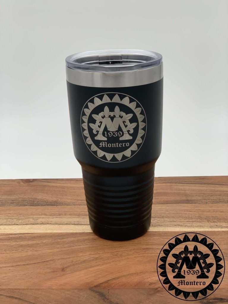 Montero 1939 - 30oz Large Stainless Steel Insulated Tumbler