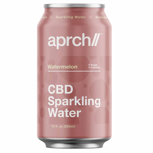Aprch CBD 30mg Watermelon Sparkling Water