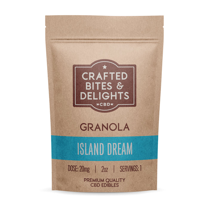 Crafted Bites & Delights Island Dream