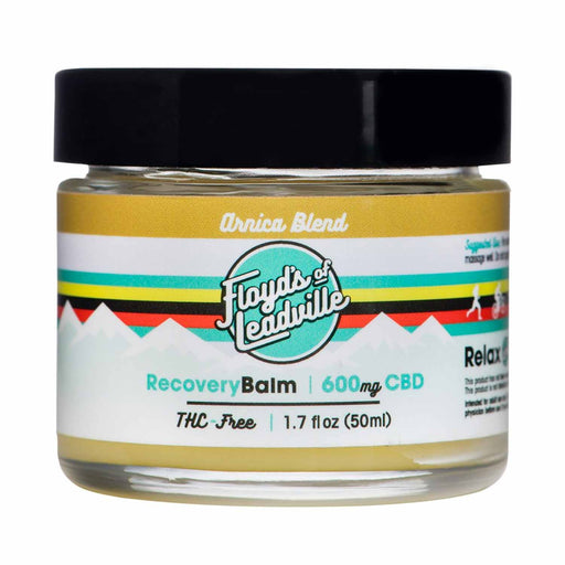Floyd's of Leadville 600mg Isolate CBD Arnica Balm