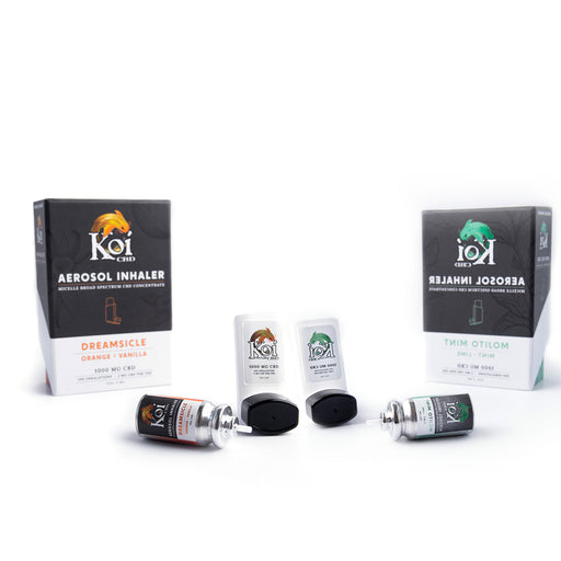 Koi Broad Spectrum 1000mg CBD Inhaler