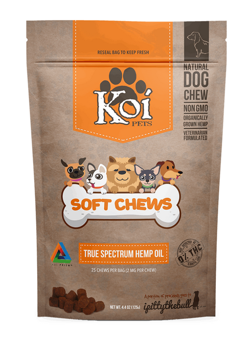 Koi CBD Soft Chew Dog Treats