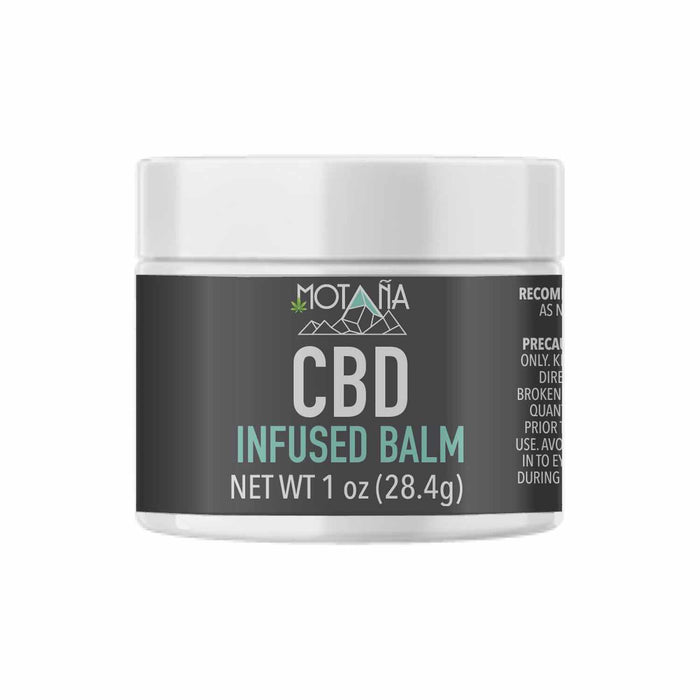 Montana CBD 250mg Broad Spectrum 1oz Balm