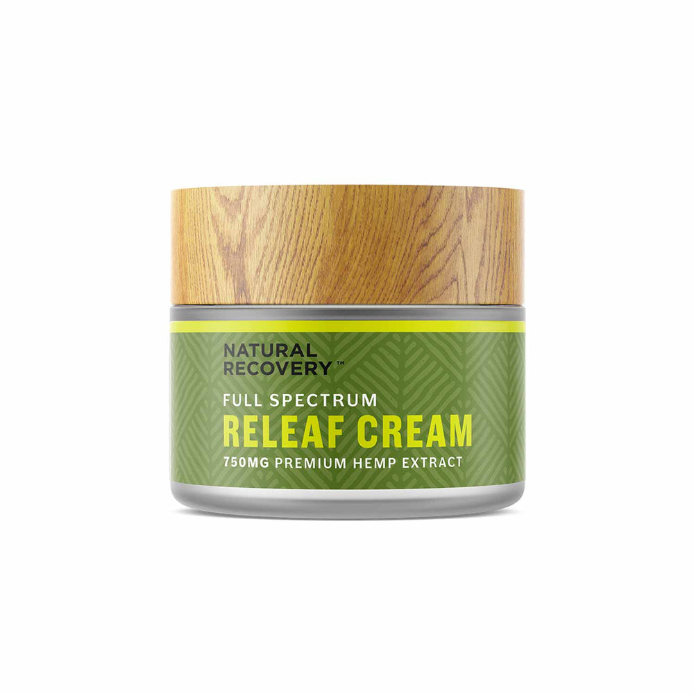 Natural Recovery Full Spectrum 750mg Hemp Releaf Cream