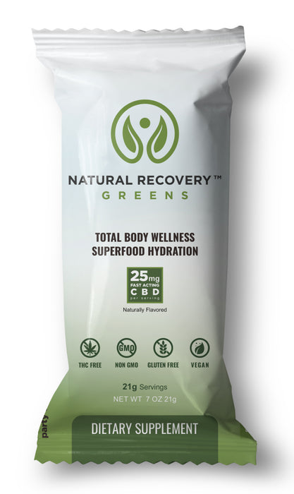 Natural Recovery Greens Single